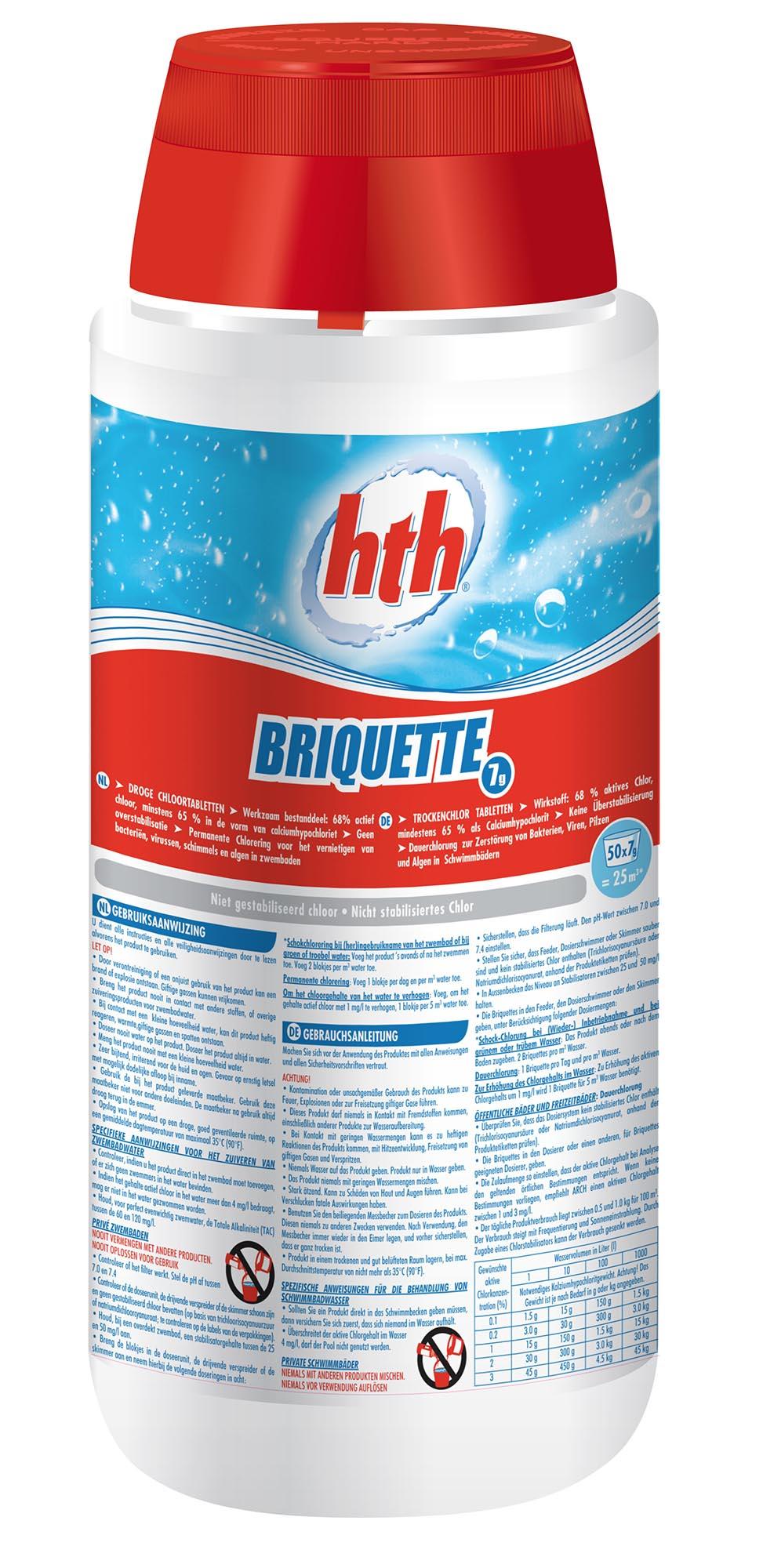 HTH Briquettes