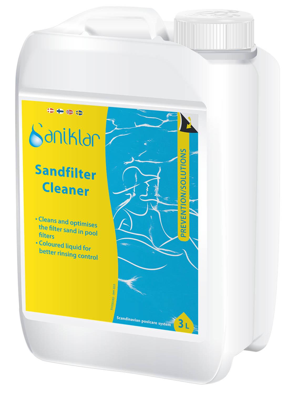 Saniklar Sandfilter Cleaner