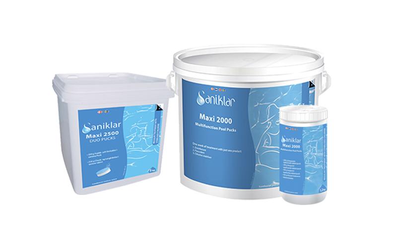 HTH® & Saniklar® stabilisert klor