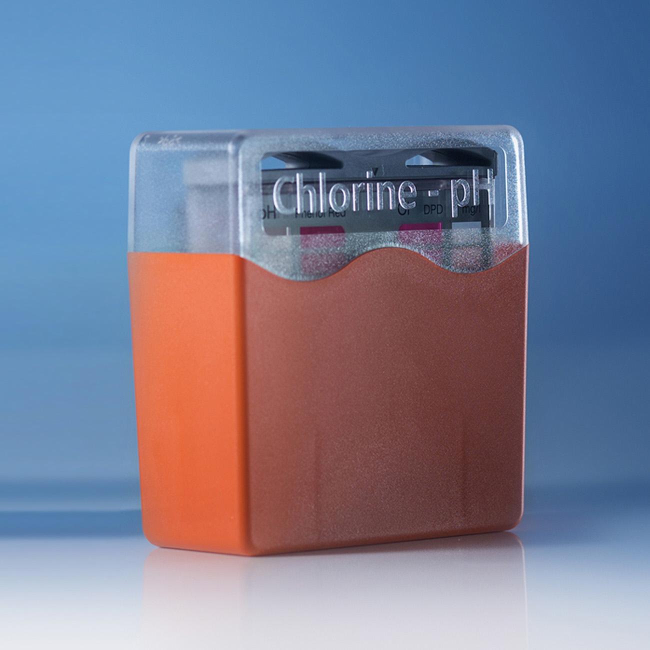 Bassengtester klor/pH